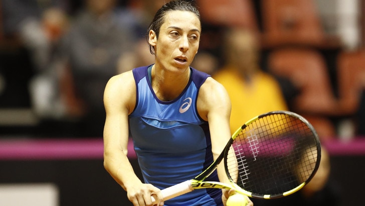 Tennis, la Schiavone si ritira:«Ora voglio allenare»