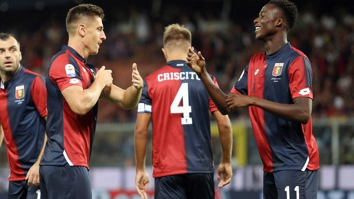 Serie A Genoa, gli auguri di Mattarella e della Lega per i 125 anni