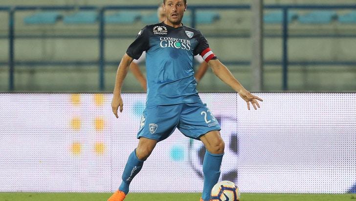 Serie A Empoli, problema all'occhio per Pasqual. Niente amichevole