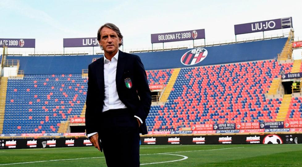 Le scelte del ct per l'esordio degli Azzurri nella Nations League: calcio d'inizio alle 20.45 al Dall'Ara di Bologna