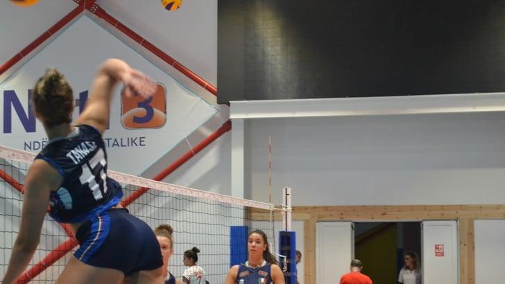 Volley: Europei Under 19 Femminili, l'Italia batte l'Albania ed è prima nella Pool A