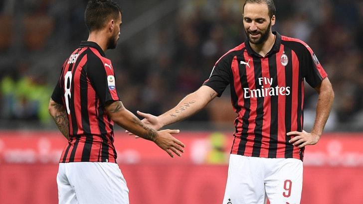 Suso: «Higuain è quello che mancava al Milan, possiamo tornare grandi»