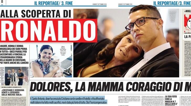 Alla scoperta di Ronaldo: Dolores, la mamma coraggio di Madeira