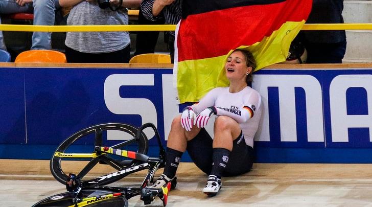 Ciclismo, Kristina Vogel shock: «Sono paralizzata»