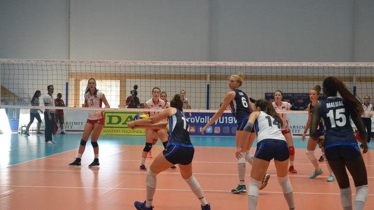 Volley: Europei Under 19, per l'Italia in semifinale c'è la Turchia