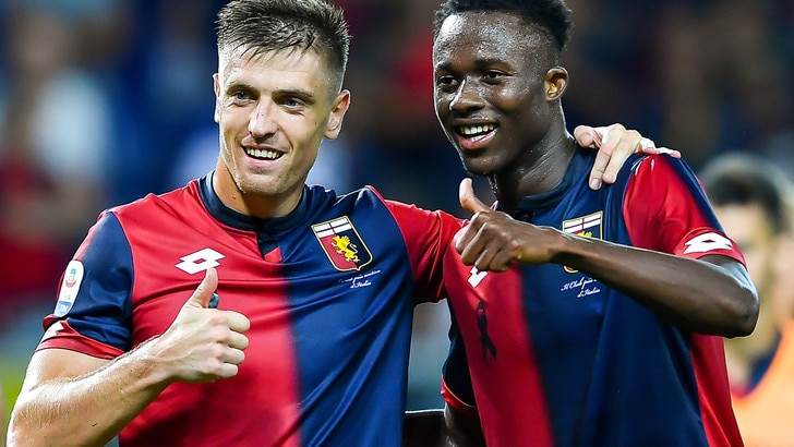 Serie A Genoa, Perinetti: «Piatek è stata un'intuizione di Preziosi»