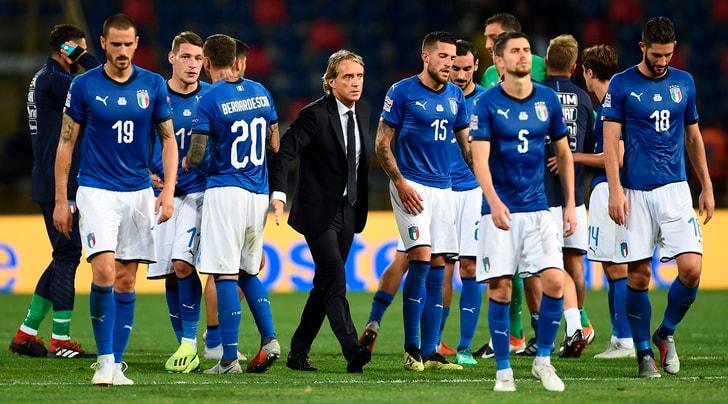 Nations League, Italia-Polonia 1-1: Jorginho replica a Zielinski, pari in rimonta
