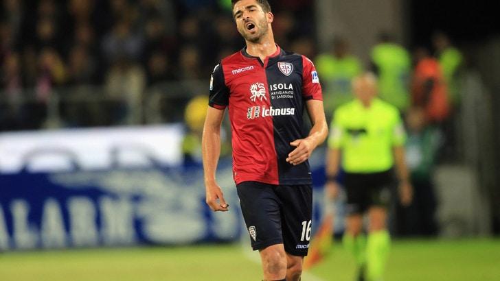 Serie A Cagliari, personalizzato per Faragò, Rafael e Ceppitelli