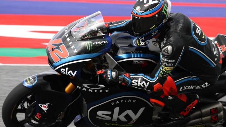 Moto2 Misano: Pecco Bagnaia, è pole! Oliveira scivola indietro