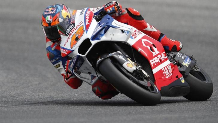 MotoGp Misano, Miller: «Domani Lorenzo spingerà molto forte»