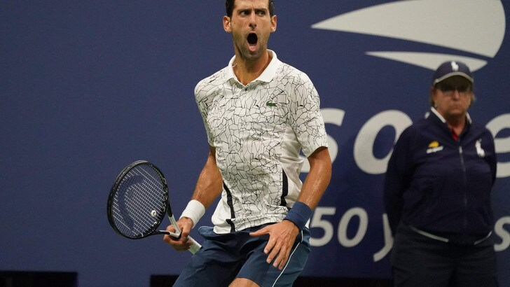 Tennis, finale Us Open senza storia? Si punta sul 3-0 di Djokovic