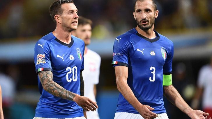 Nation League, Azzurri sfavoriti: la vittoria in trasferta vale 3,45