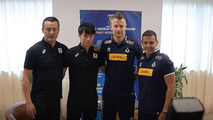 Volley: Mondiali 2018, Italia-Giappone : la parola a tecnici e capitani