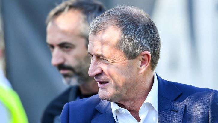 Spezia-Sampdoria 2-1, non basta Barreto