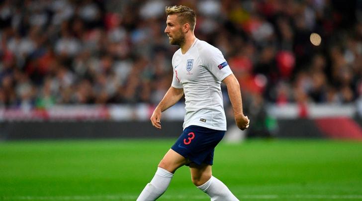 Inghilterra, Shaw rassicura tutti: «Sto bene»