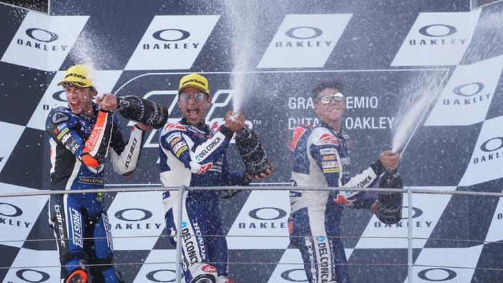 Moto3 Classifica: Jorge Martin approfitta della caduta di Bezzecchi