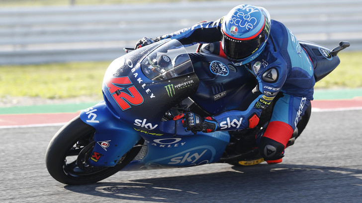 Moto2 Misano: strapotere di Bagnaia che vince per distacco