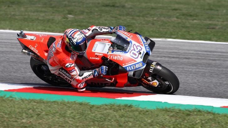 Moto Gp Misano: Dovizioso stravince, Lorenzo cade nel finale