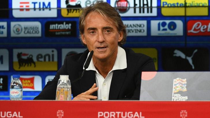 Mancini: Il Portogallo è forte anche senza Ronaldo