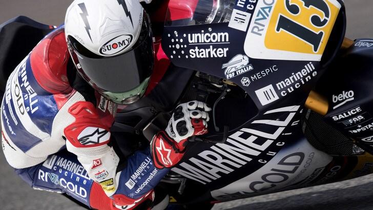 Moto2, Fenati via dal Team Marinelli Snipers: «Comportamento inqualificabile»