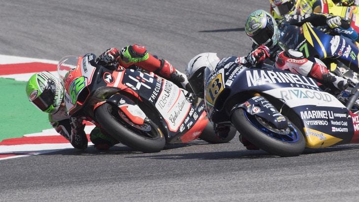 Moto2, la Federazione Italiana e Internazionale convoca Fenati