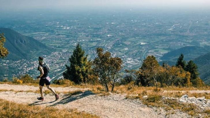 CMP Trail Bassano Del Grappa, iscrizioni a gonfie vele