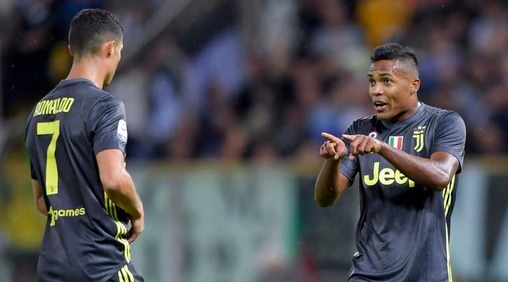 Juventus, Alex Sandro:«A Cristiano Ronaldo piace aiutare ed essere aiutato»