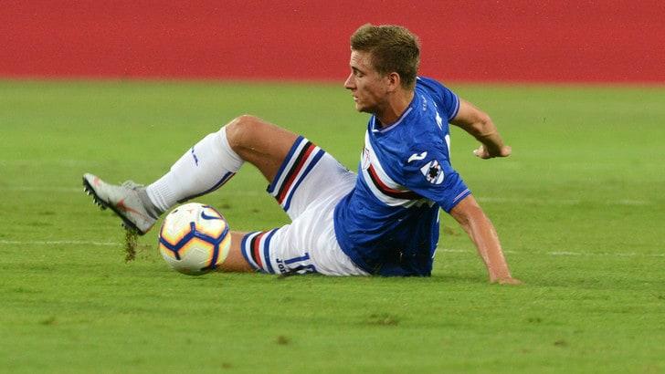 Serie A Sampdoria, lavoro atletico. Differenziato per Praet e Saponara