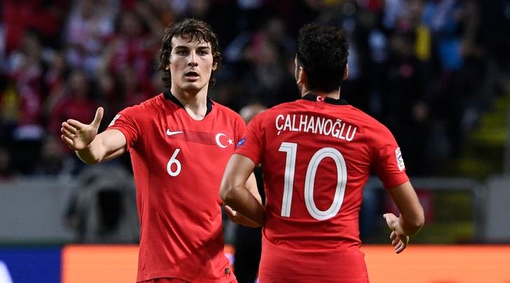 Nations League, la Turchia rimonta la Svezia: in gol Calhanoglu. Pari per la Serbia