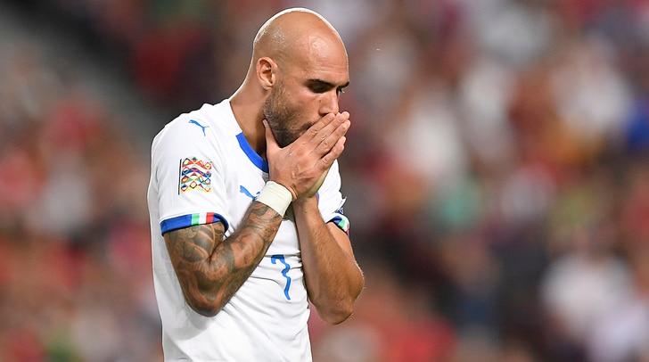 Mancini: «Dobbiamo risolvere il problema del gol»