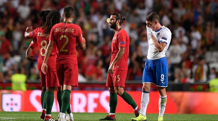 Italia: senza gioco, senza gol, senza difesa