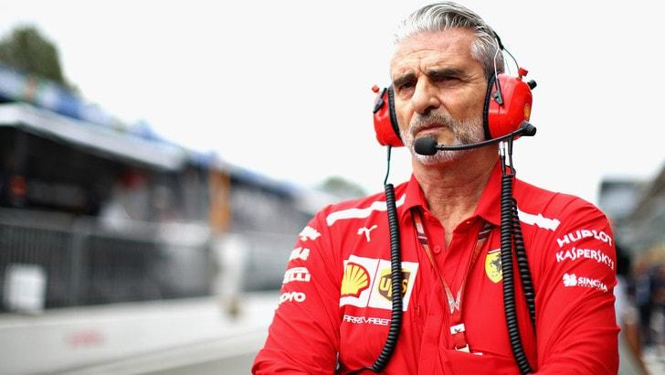 F1, Arrivabene saluta Raikkonen: «Rimarrà nella storia della Ferrari»
