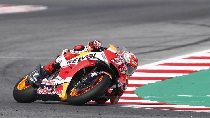 MotoGp, per Honda, KTM e Aprilia lunedì di test