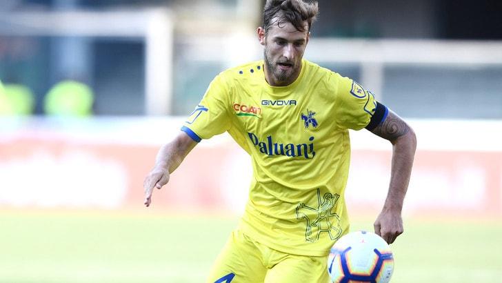 Serie A Chievo, lavoro differenziato per Rigoni e Djordjevic
