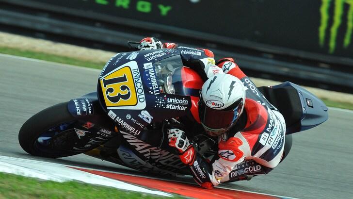 Moto2, Fenati punito anche dalla FIM