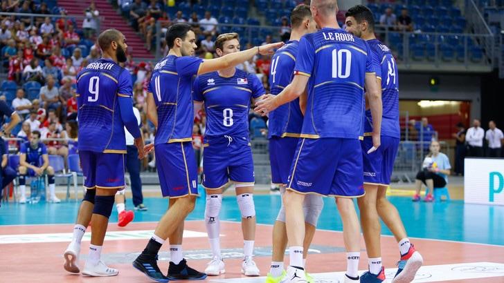 Mondiali volley: debutto in discesa per la Francia contro la Cina