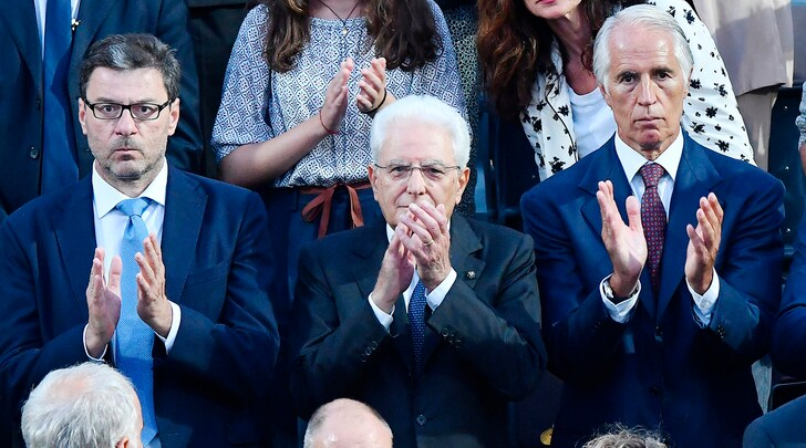 Giorgetti: «Olimpiadi 2026? Candidatura dell'Italia, non di una singola città»