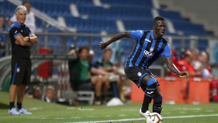 Serie A Atalanta, Barrow e De Roon tornano ad allenarsi