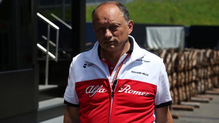 F1 Alfa Sauber, Vasseur: «L'esperienza di Raikkonen ci sarà utile»