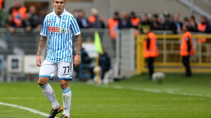 Serie A Spal, Viviani si allena a parte
