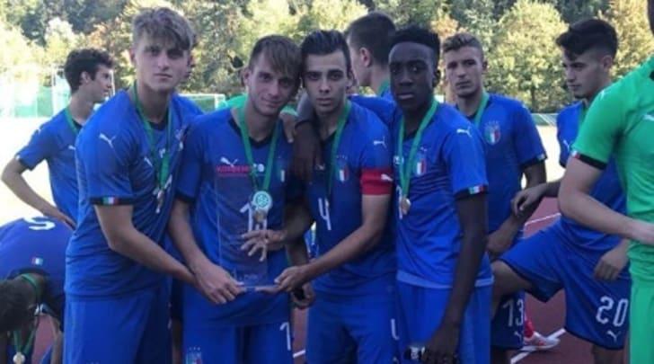 L'Italia Under 17 trionfa al Torneo '4 Nazioni'. Gol decisivo dello juventino Mirco Lipari