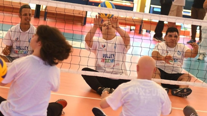 Sitting Volley: prosegue il tour
