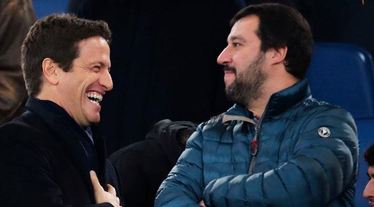 Salvini: Juventus avanti anni luce ma che notte a Manchester