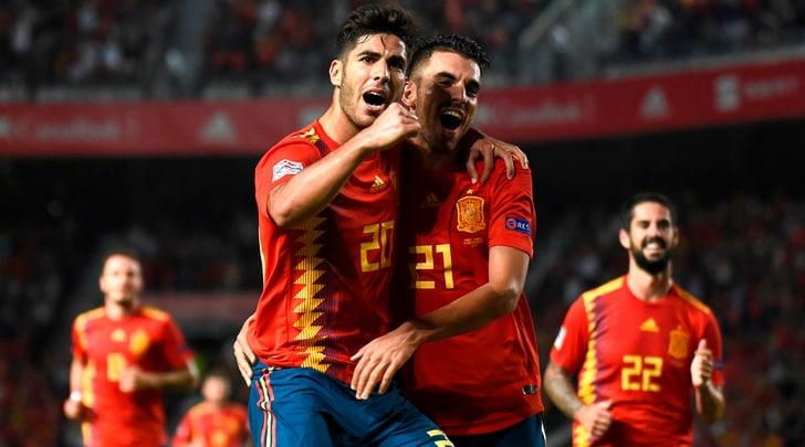 Nations League, Spagna-Croazia 6-0. Ok il Belgio e la Bosnia di Pjanic