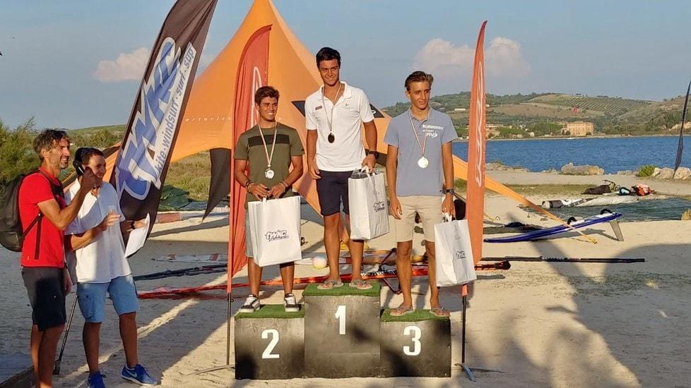 Il nuovo campione under 20 è Riccardo Onali, under 17 Alessandro Iotti e under 15 Giorgio Cao Falcqui. Nel femminile vince Anna Biagiolini