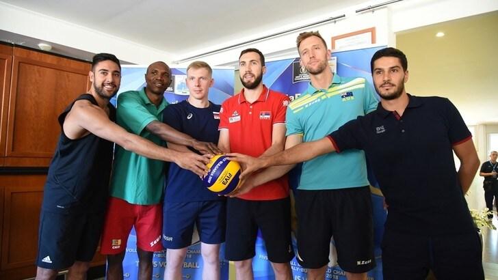 Volley: Mondiali 2018,  Pool C, a Bari tecnici e allenatori affilano le armi