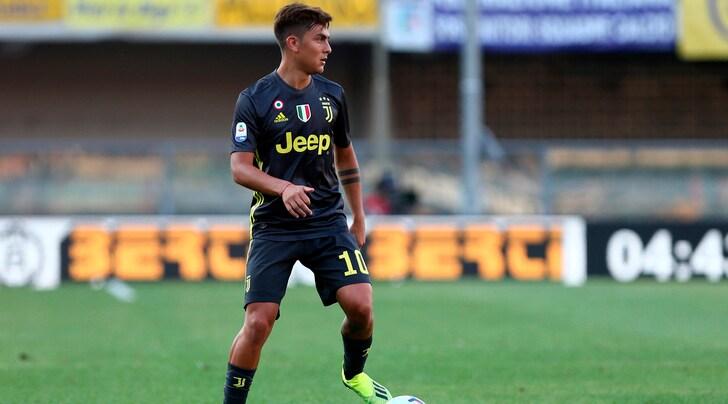 Juventus, Dybala: «Bello giocare con Messi e Cristiano Ronaldo»