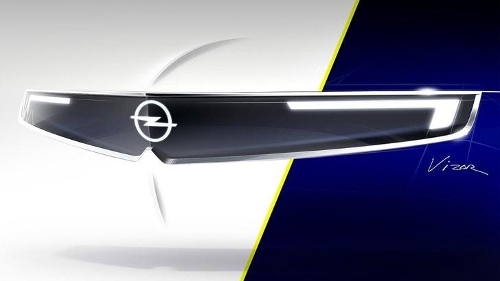 Opel GT X Experimental Concept: il SUV green che traccia la strada
