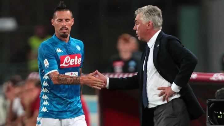 Hamsik: «Notte di Inter-Juventus la più brutta della mia carriera»