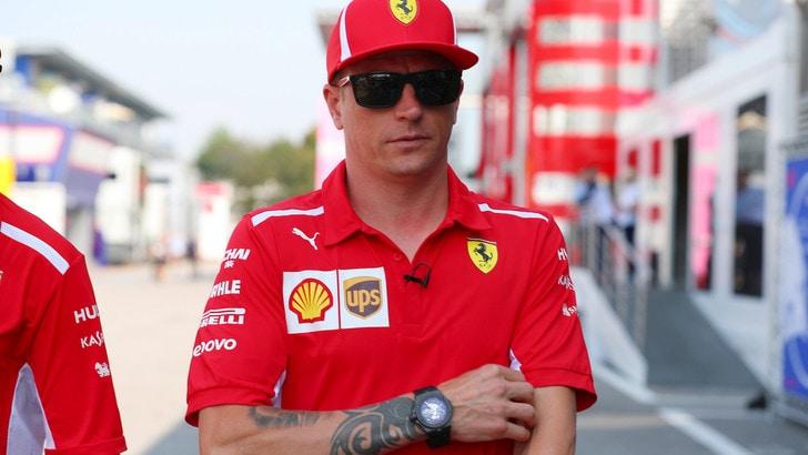 F1 Ferrari, Raikkonen: «Singapore, la prima gara in notturna»